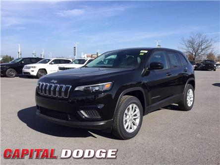 2021 Jeep Cherokee Sport (Stk: M00078) in Kanata - Image 1 of 23
