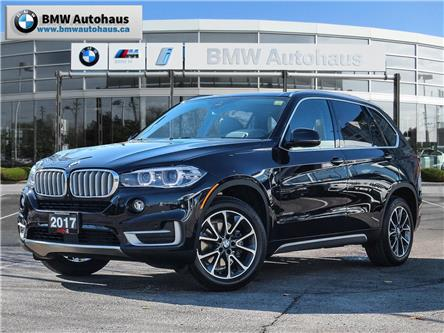 2017 BMW X5 xDrive35i (Stk: P9702) in Thornhill - Image 1 of 33