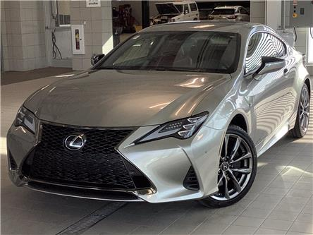 2021 Lexus RC 350 Base (Stk: 1899) in Kingston - Image 1 of 28