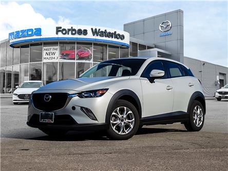 2017 Mazda CX-3 GS (Stk: L2458) in Waterloo - Image 1 of 23