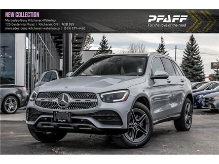 2021 Mercedes-Benz GLC 300 Base (Stk: 39955) in Kitchener - Image 1 of 21