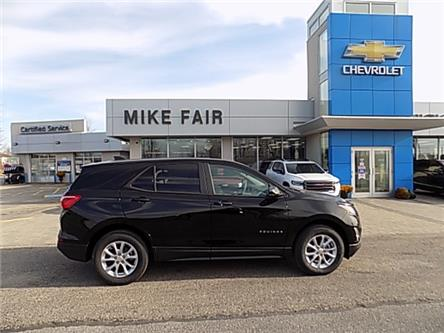 2021 Chevrolet Equinox LS (Stk: 21060) in Smiths Falls - Image 1 of 16