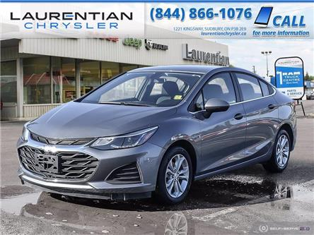 2019 Chevrolet Cruze LT (Stk: BC0085) in Sudbury - Image 1 of 25