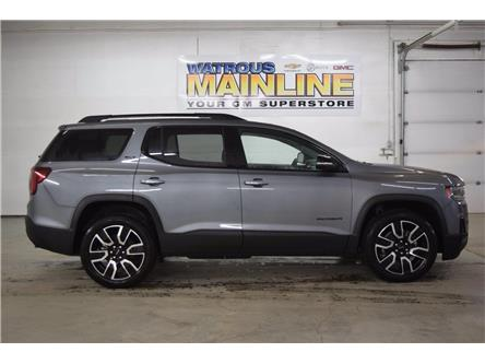 2021 GMC Acadia SLT (Stk: M01016) in Watrous - Image 1 of 49