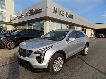 2021 Cadillac XT4 Luxury (Stk: 21056) in Smiths Falls - Image 1 of 16