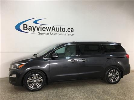 2019 Kia Sedona SX (Stk: 37328W) in Belleville - Image 1 of 30