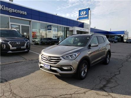 2018 Hyundai Santa Fe Sport 2.4 SE (Stk: 30361A) in Scarborough - Image 1 of 21