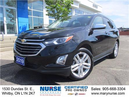 2019 Chevrolet Equinox Premier (Stk: 20R043A) in Whitby - Image 1 of 30