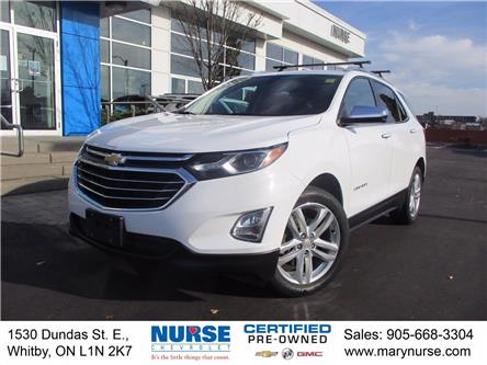 2019 Chevrolet Equinox Premier (Stk: 10X425) in Whitby - Image 1 of 30
