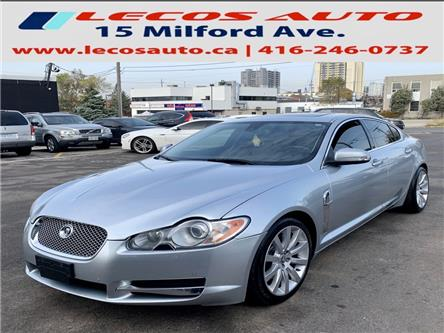 2009 Jaguar XF Premium Luxury (Stk: R05013) in Toronto - Image 1 of 12