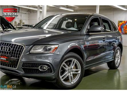 2014 Audi Q5 2.0 Progressiv (Stk: ) in Oakville - Image 1 of 31