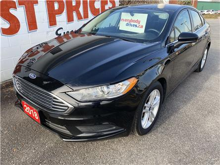 2018 Ford Fusion SE (Stk: 20-565) in Oshawa - Image 1 of 15