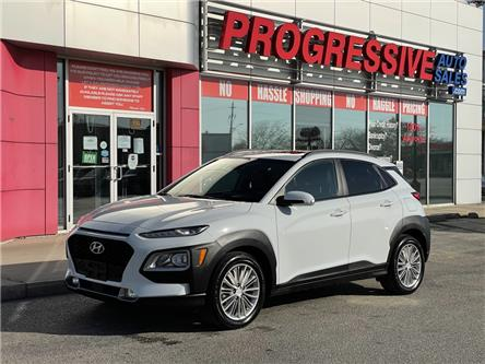 2018 Hyundai Kona 2.0L Luxury (Stk: JU119502) in Sarnia - Image 1 of 25