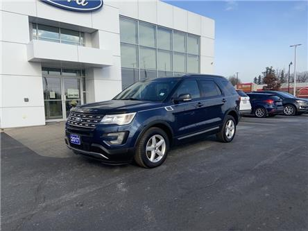 2017 Ford Explorer XLT (Stk: 19331A) in Perth - Image 1 of 13