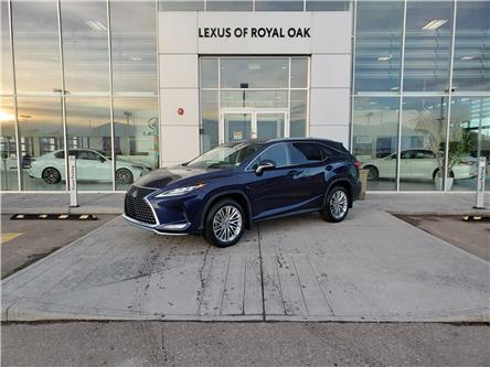 2021 Lexus RX 350L Base (Stk: L21088) in Calgary - Image 1 of 14