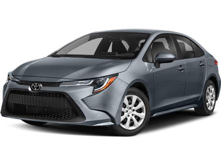 2020 Toyota Corolla LE (Stk: 20CR836) in Georgetown - Image 1 of 7