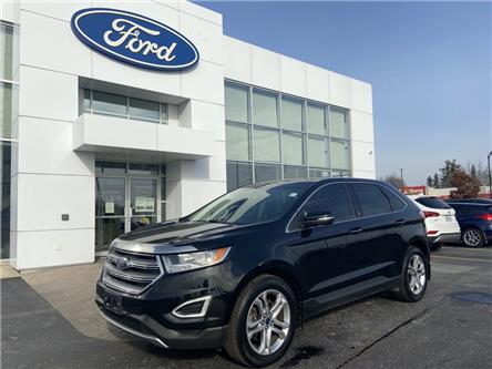 2017 Ford Edge Titanium (Stk: 20249A) in Perth - Image 1 of 14