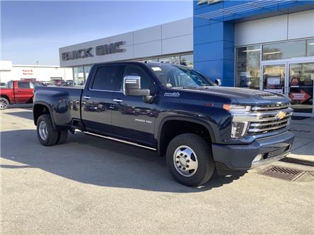 2021 Chevrolet Silverado 3500HD High Country (Stk: 21-256) in Listowel - Image 1 of 15