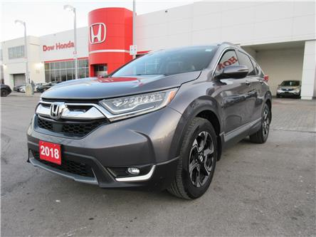 2018 Honda CR-V Touring (Stk: 27680L) in Ottawa - Image 1 of 19