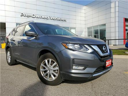 2017 Nissan Rogue SV (Stk: P6045) in Toronto - Image 1 of 16