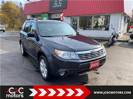2009 Subaru Forester 2.5 X Limited Package (Stk: ) in Cobourg - Image 1 of 19