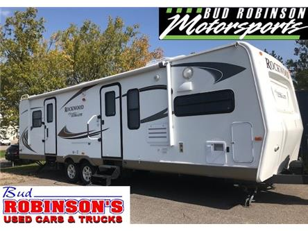 2012 Forest River ROCKWOOD  SIGNATURE ULTRA LITE 8315BSS  (Stk: ) in Sault Ste. Marie - Image 1 of 22