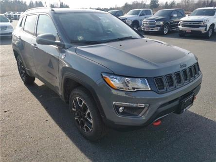 2021 Jeep Compass Trailhawk (Stk: 21-28) in Huntsville - Image 1 of 2
