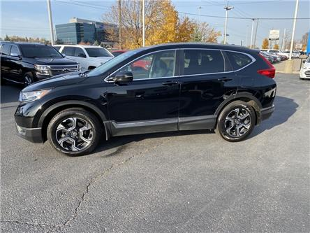2018 Honda CR-V Touring (Stk: 388-16) in Oakville - Image 1 of 13
