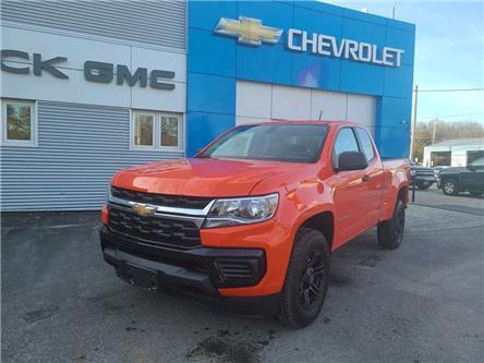 2021 Chevrolet Colorado WT (Stk: 21501) in Espanola - Image 1 of 15