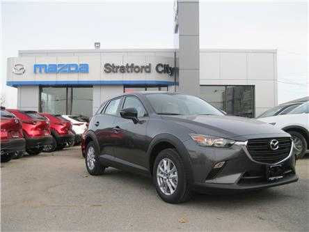 2021 Mazda CX-3 GS (Stk: 21021) in Stratford - Image 1 of 13