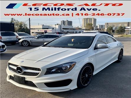 2015 Mercedes-Benz CLA-Class Base (Stk: 172994) in Toronto - Image 1 of 21