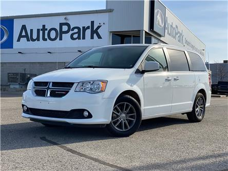 2019 Dodge Grand Caravan CVP/SXT (Stk: 19-75766RJB) in Barrie - Image 1 of 28