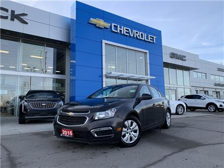 2016 Chevrolet Cruze Limited 1LT (Stk: N14654A) in Newmarket - Image 1 of 29