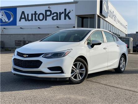 2016 Chevrolet Cruze LT Manual (Stk: 16-73009JB) in Barrie - Image 1 of 24