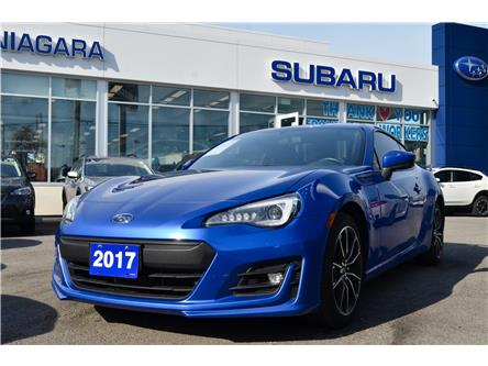 2017 Subaru BRZ Sport-tech (Stk: Z1778) in St.Catharines - Image 1 of 21