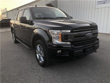 2018 Ford F-150 XLT (Stk: JFD76319T) in Wallaceburg - Image 1 of 15