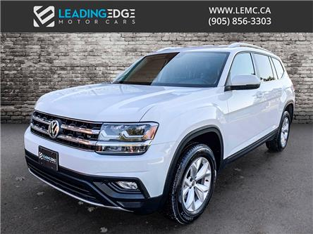 2019 Volkswagen Atlas 3.6 FSI Comfortline (Stk: 18396) in Woodbridge - Image 1 of 17