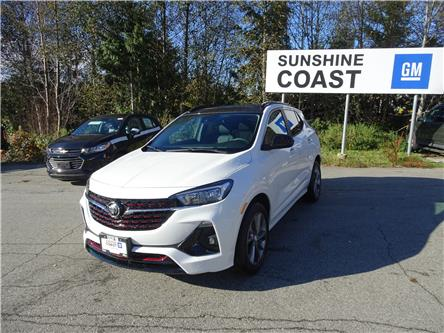 2021 Buick Encore GX Select (Stk: NM061300) in Sechelt - Image 1 of 21