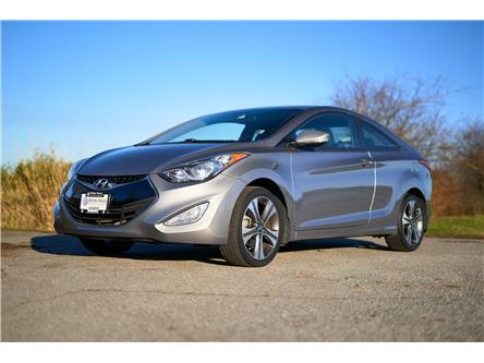 2013 Hyundai Elantra SE (Stk: KG518525A) in Vancouver - Image 1 of 19