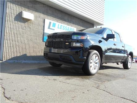 2021 Chevrolet Silverado 1500 Silverado Custom (Stk: 21-070) in Shawinigan - Image 1 of 12