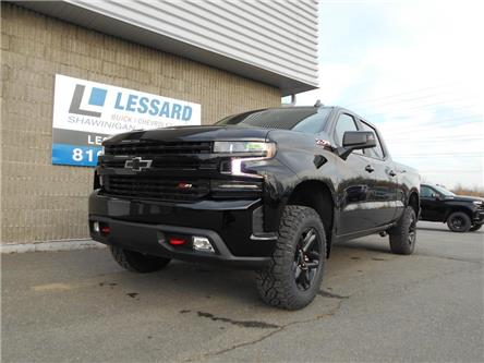 2021 Chevrolet Silverado 1500 LT Trail Boss (Stk: 21-069) in Shawinigan - Image 1 of 10