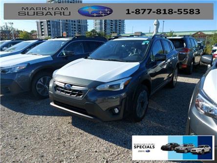 2021 Subaru Crosstrek Limited (Stk: M-9714) in Markham - Image 1 of 2