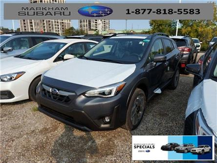 2021 Subaru Crosstrek Limited (Stk: M-9720) in Markham - Image 1 of 2