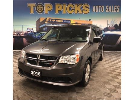 2016 Dodge Grand Caravan SE/SXT (Stk: 355494) in NORTH BAY - Image 1 of 25
