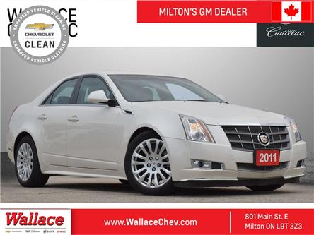 2011 Cadillac CTS 3.6L AWD Premium, Roof, NAV, Htd/cool leather seat (Stk: PR5357) in Milton - Image 1 of 24