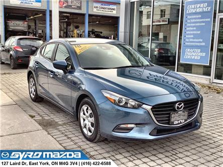 2018 Mazda Mazda3 Sport GX (Stk: 30214A) in East York - Image 1 of 28