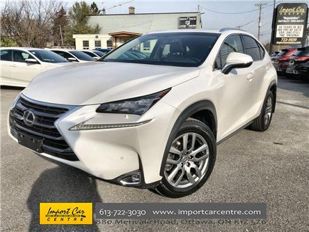 2017 Lexus NX 200t Base (Stk: 123124) in Ottawa - Image 1 of 26