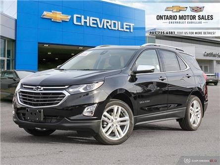 2021 Chevrolet Equinox Premier (Stk: T1111179) in Oshawa - Image 1 of 18