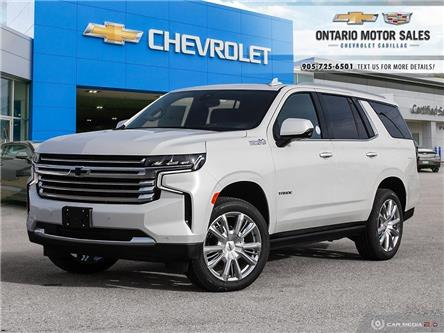 2021 Chevrolet Tahoe High Country (Stk: T1186791) in Oshawa - Image 1 of 18