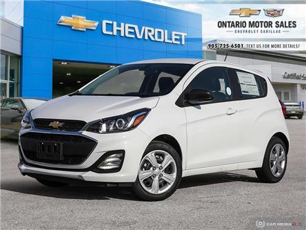 2021 Chevrolet Spark LS Manual (Stk: 1701321) in Oshawa - Image 1 of 18